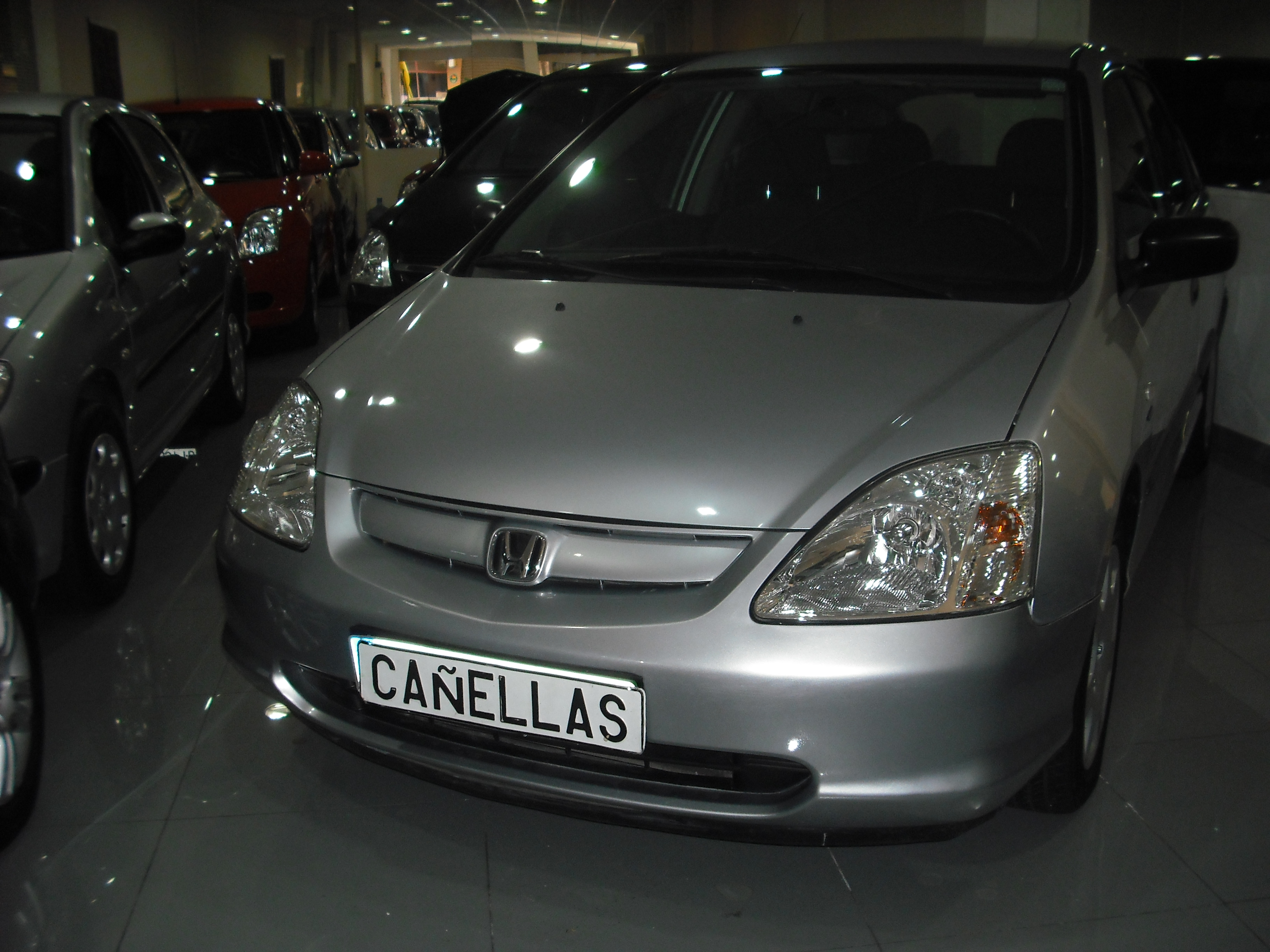 HONDA - CIVIC 1. 6VVTI 110CV